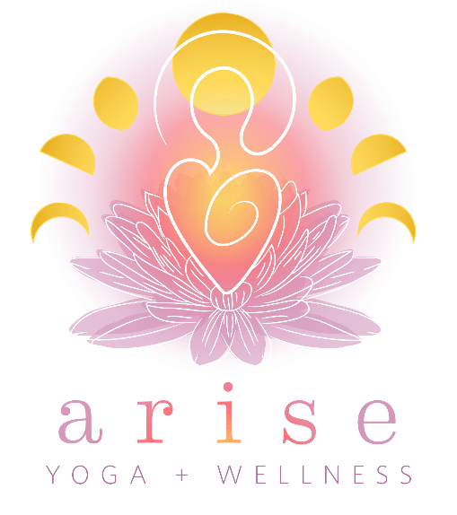 Arise Yoga and Wellness Logo Design