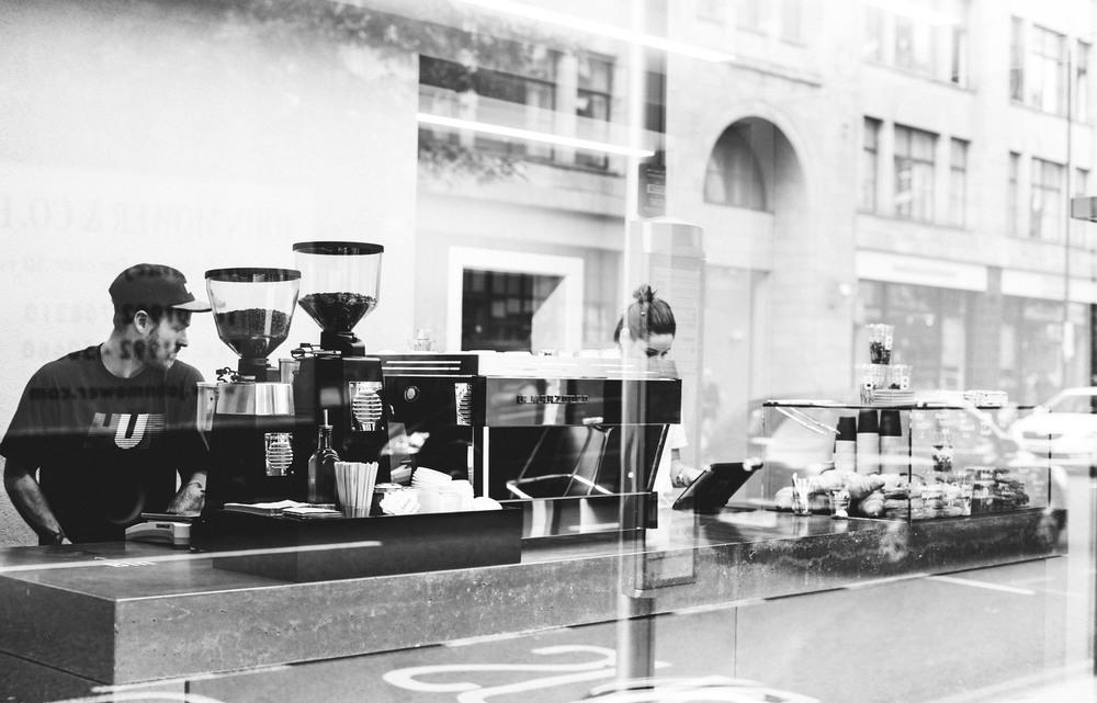 Brooklyn Coffee, Shoreditch, London