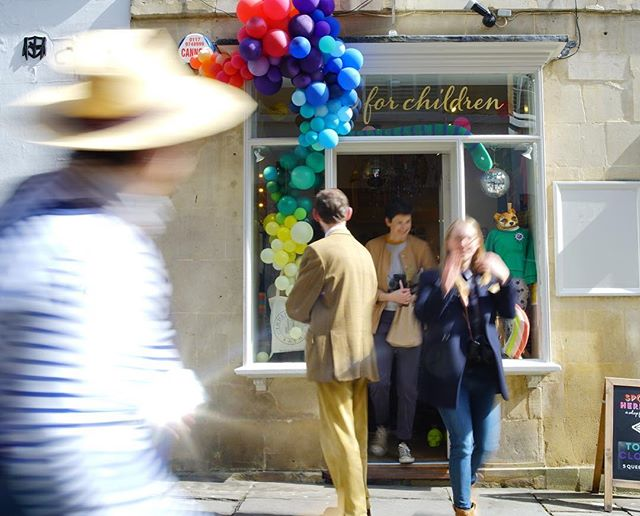 Bath Indie trail in motion... #independentbath #visitbath #pixieapp