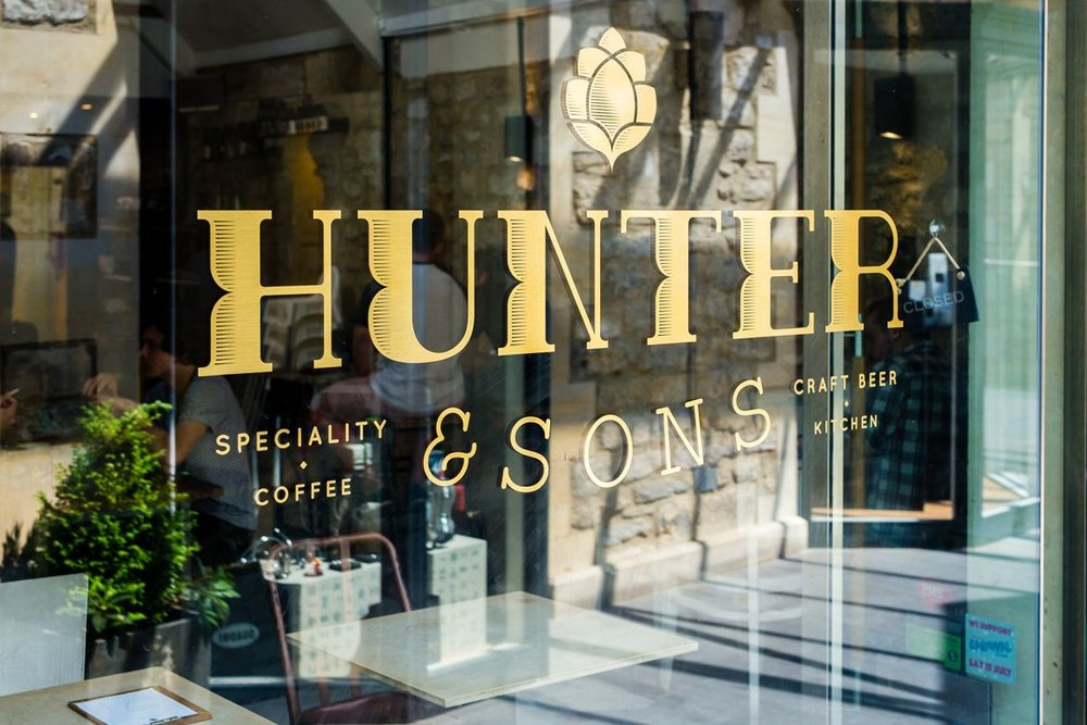 Hunter & Sons, Milsom Place