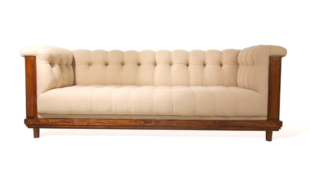 Sofa Riot u2014 Queen Anne Chesterfield