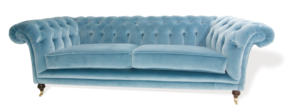 Queen Anne Chesterfield
