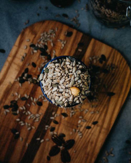 Seed Cycling to Balance Your Hormones