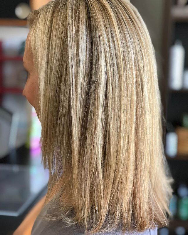Time for Summer highlights. 💕#tedisaacssalon, #goldwell, #highlights, #pdxhair
