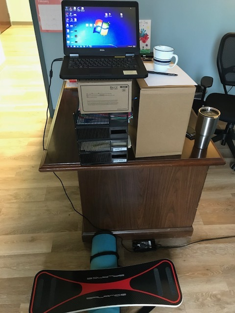 The Poor Man's Standing Desk