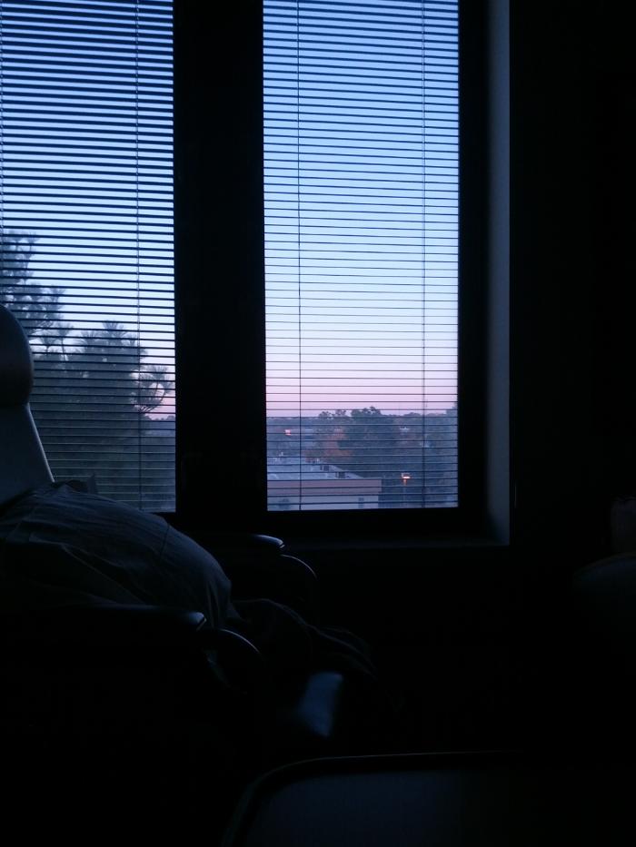 Sunrise, March 14, 2014