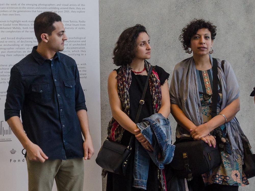 Three Arab photographers at forefront. - GPP Photo Week's guided walk-through