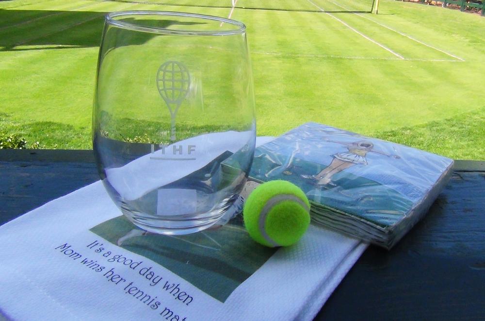 """Tennis Mom"" Gift Set"