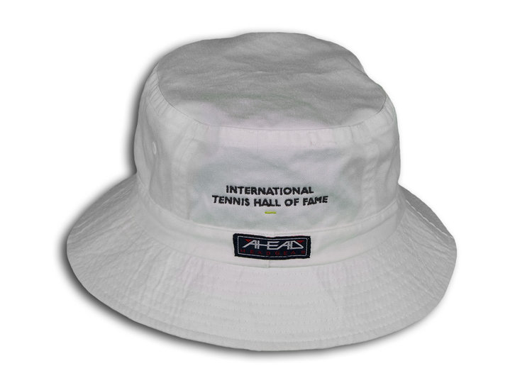 ITHF Bucket Hat - Shop Tennis Fame b5bc10afd5f