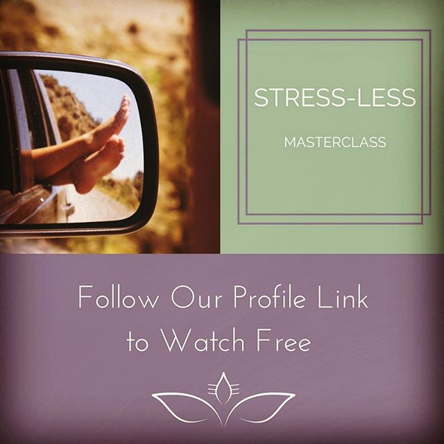 All-new #stress-less program to help you through #thiscrazylife. Watch it and let me know what you think. #yogapsychology #yogapsychotherapy #williamsburg #stopstressing #worklifebalance #ayurveda #anxietytreatment