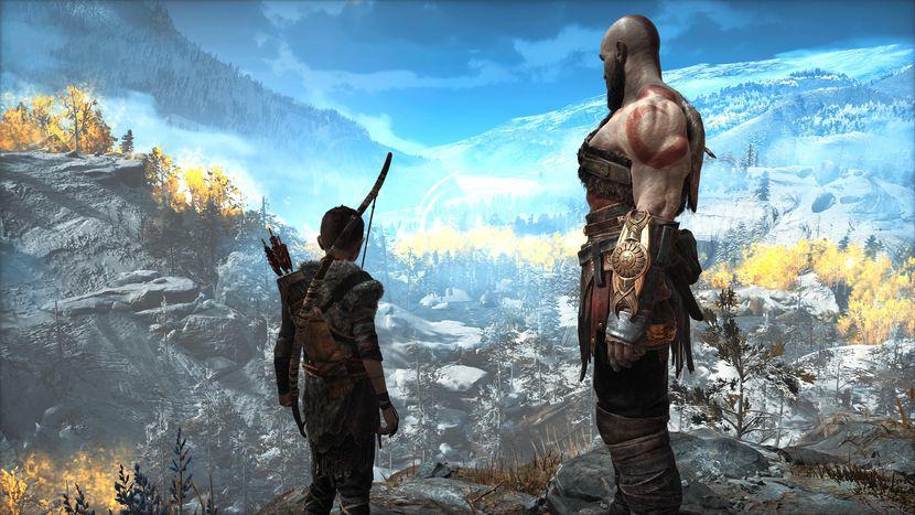 God of War PS4 - BitBloggist
