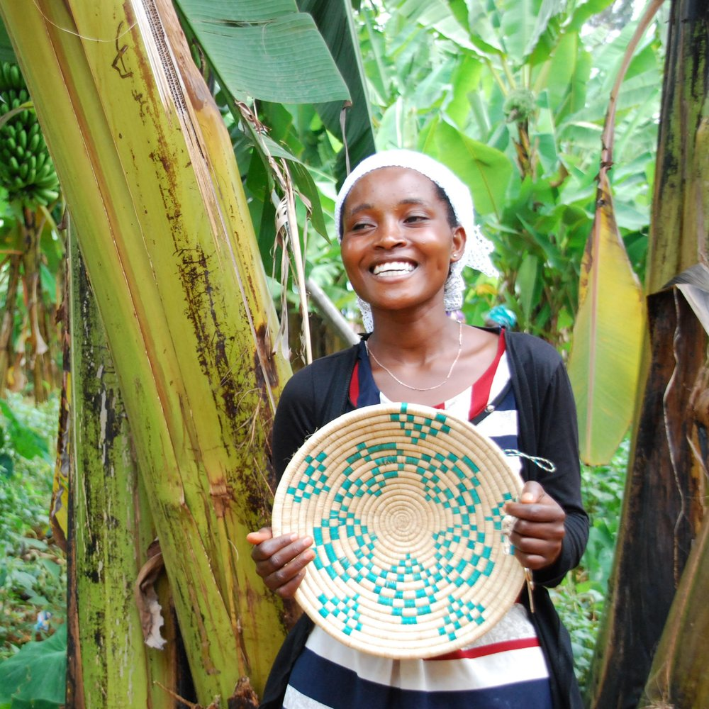 This is Valencia - Her dream: to start her own business.Two of our artisan partners, Valencia and Beatrice, are preparing to graduate from tailoring school. We are headed to Nkombo Island, Rwanda this May, and would love to gift them with their very own sewing machines and materials of their own to start their own businesses!In order to this, we need $500 by May 18th! Would you consider donating $25 to help us bless Valencia and Beatrice?