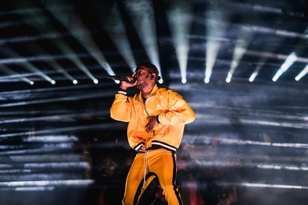 Kendrick Damn Tour