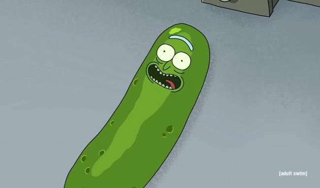 Pickle Rick Analysis