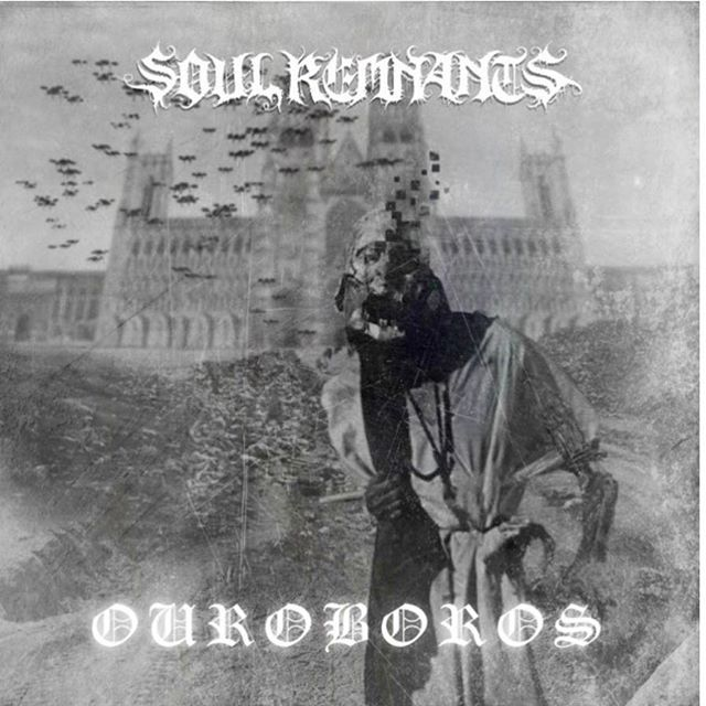 "Out TODAY @soulremnantsband new record ""OUROBOROS"" on @lifeblood_inc / @eone_heavy """"WHETHER IT'S MEATY RIFFS OR SEARING SOLOS, THEY DELIVER THE GOODS."" HEAVY MUSIC HEADQUARTERS ""MIND-RIPPING DEATH METAL."" SKULL N BONES"