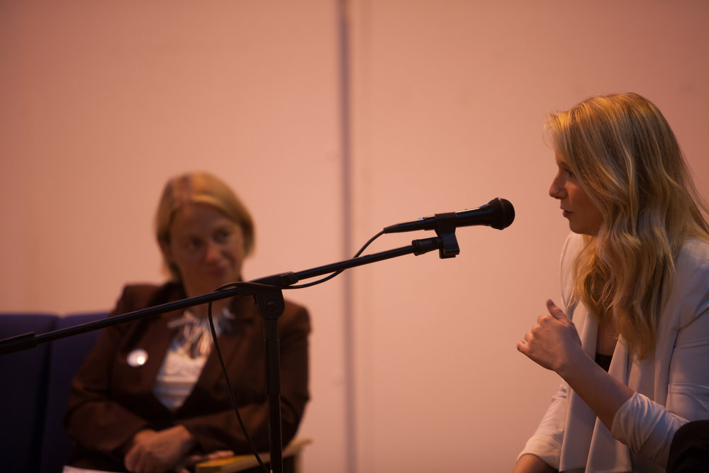 Panel Guest, Scottish Green Party Event 2014, Out of the Blue, Leith