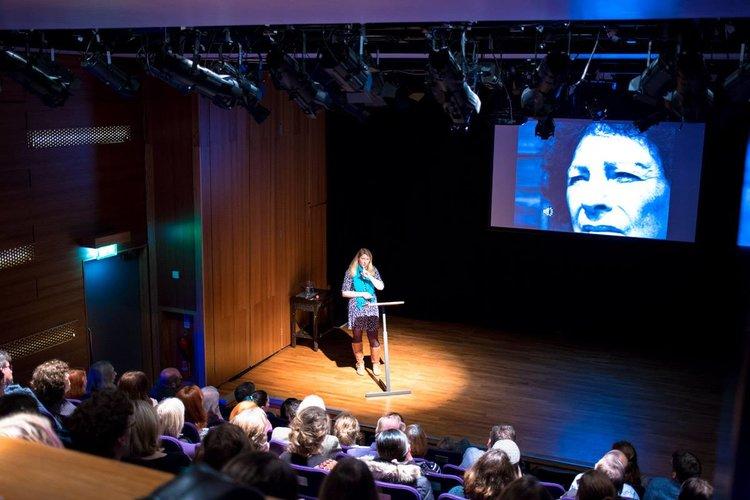 Alan Bruford Memorial Lecture, Scottish International Storytelling Festival, 2016