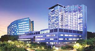 Tied for 10th: Samsung Medical Center in Seoul.