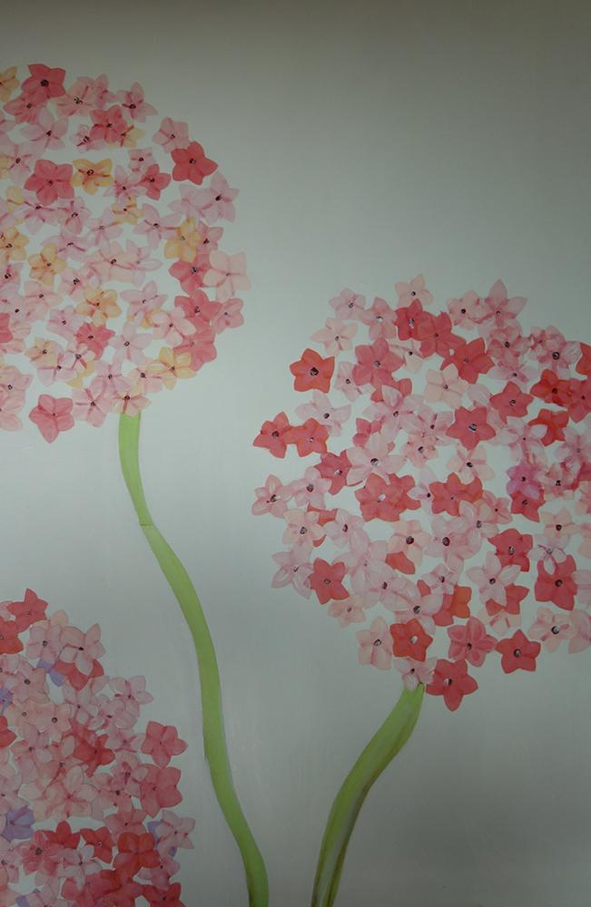 Pink wild flowers end of the road studios mightylinksfo