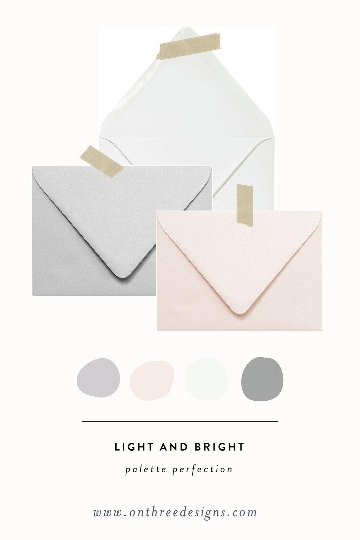Blush Wedding Palette