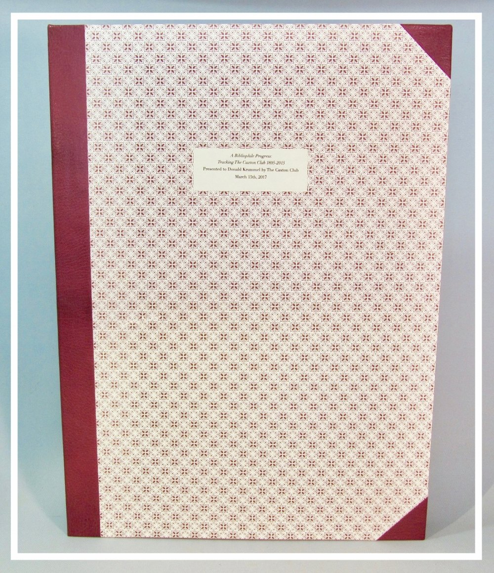 Presentation folder, 2017