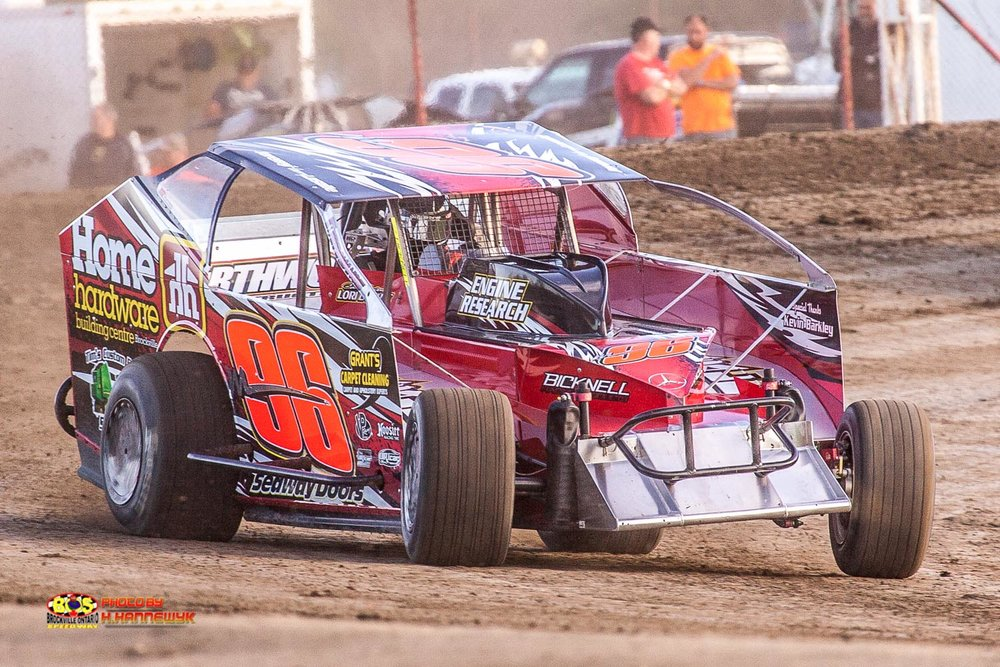 Jeremy LaSalle. BOS /Rycon Electric Feature Winner  May 26, 2018
