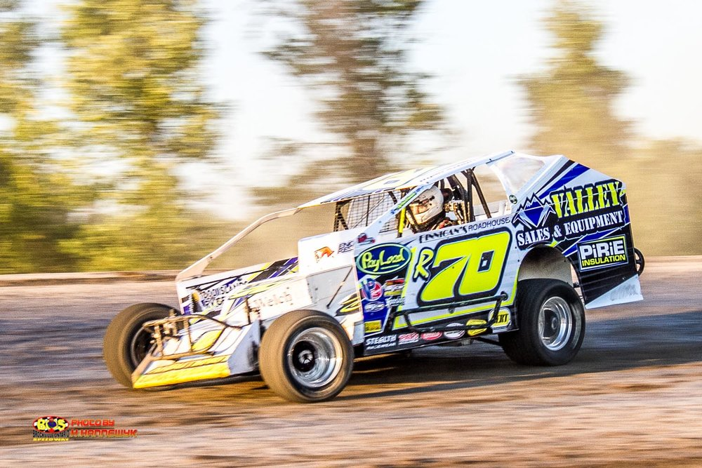 Ryan Arbuthnot. BOS/Can Am Speedway, 1000 Island RV Border Battle Series Champion.  July 14, 2018  BOS/Tackaberry Construction Modified Feature Winner.  July 21, 2018