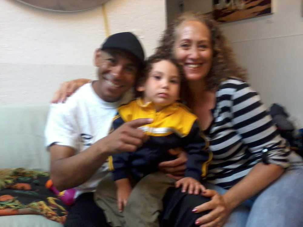 Jennifer's son was born at Alta Bates in Berkeley CA 2008! Pictured here with Dad Capoeira Mestre Lucas.