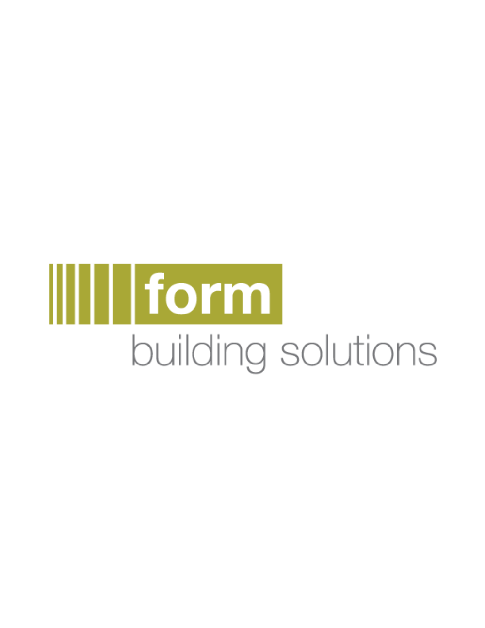 FORM Building Solutions