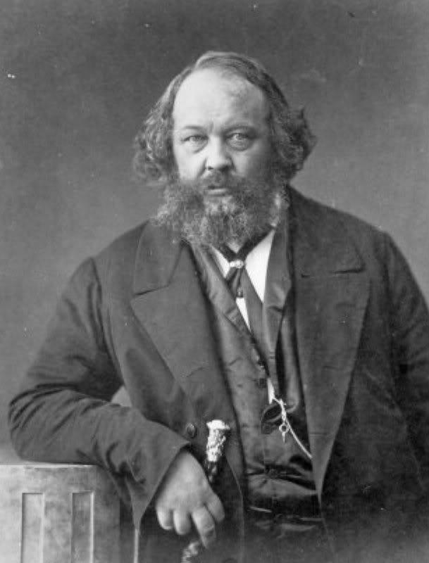 M. Bakunin
