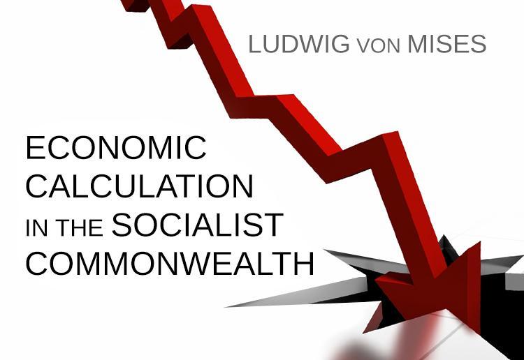 Ludwig von Mises ya ha bía planteado la imposibilidad del cálculo económico en el socialismo debido a la ausencia de un libre mercado y, por ende, de la ausencia de un mecanismo donde se formasen los precios de los bienes finales y bienes de capital. Oskar Lange reocnoció este problema y señaló que los planificadores deberían tener un busto de von Mises en sus escritorios. Hizo falta más de 70 años para que en la práctica se demostrara que von mises estaba en lo cierto.