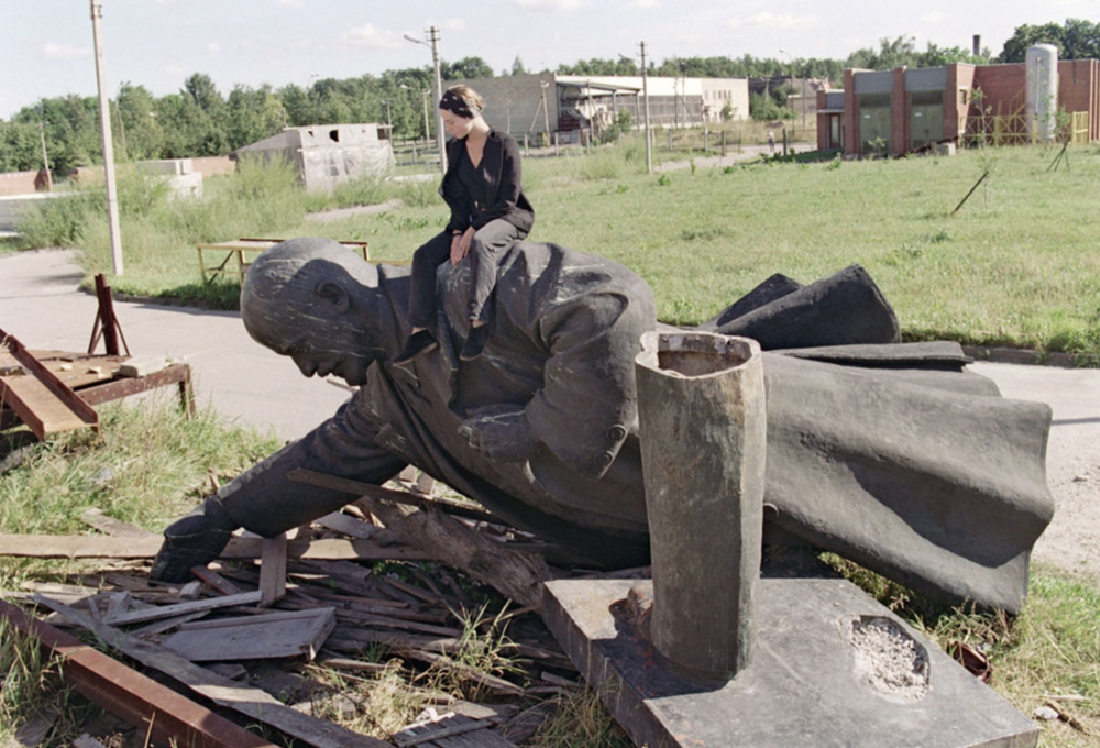 Estatua de Lenin
