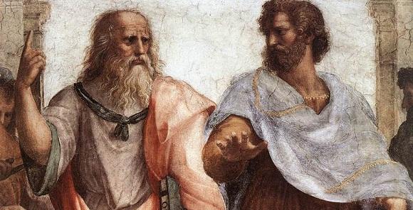 Platón y Aristótles
