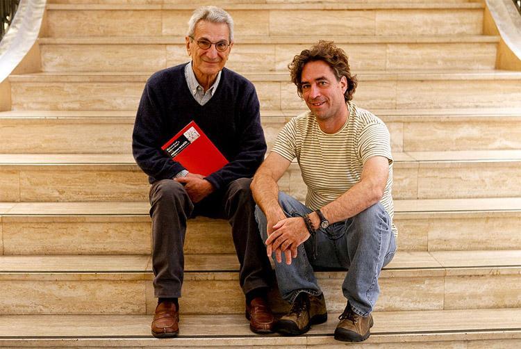 Pseudo intelectuales o intelectuales adolescentes como diría Thomas Sowell: Michael Hardt y Antonio Negri