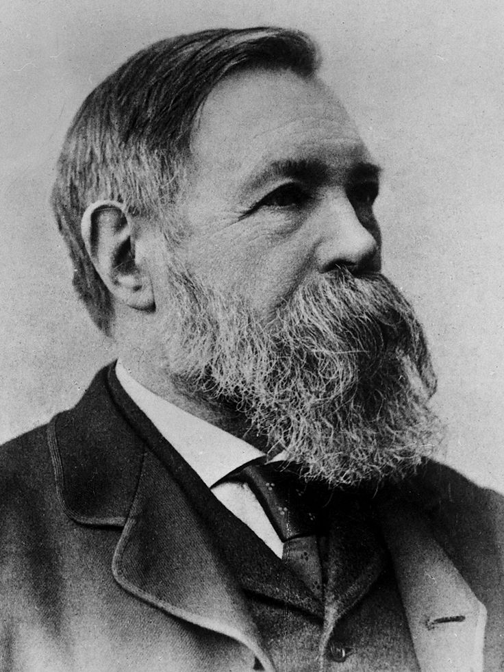F. Engels (1820-1895)