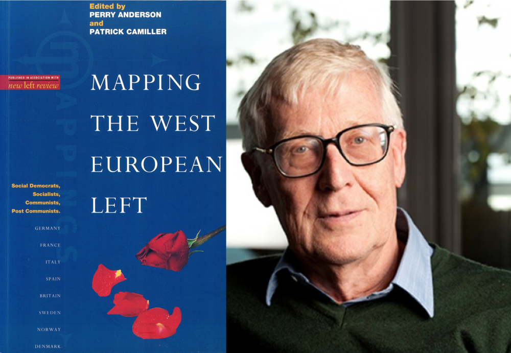 Perry Anderson, profesor de Historia y Sociología en UCLA