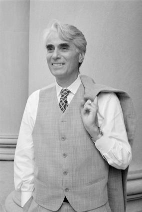 Robert Nozick (1938-2002) profesor en la Universidad de Harvard.