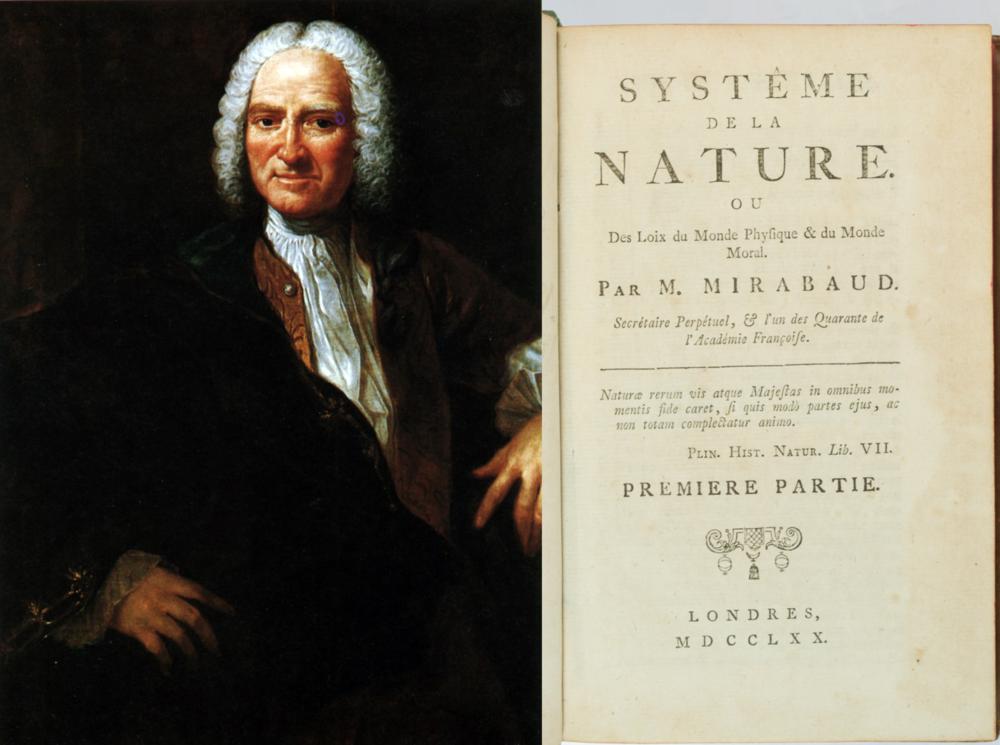 d'Holbach publicó su obra bajo un pseudónimo