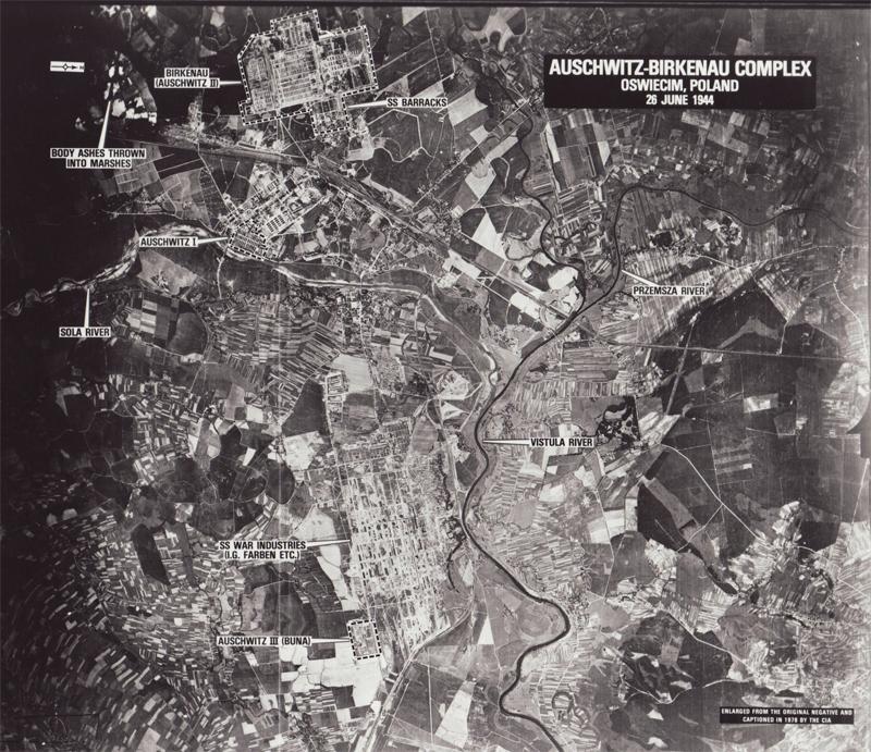 Complejo Auschwitz (I, II y III)