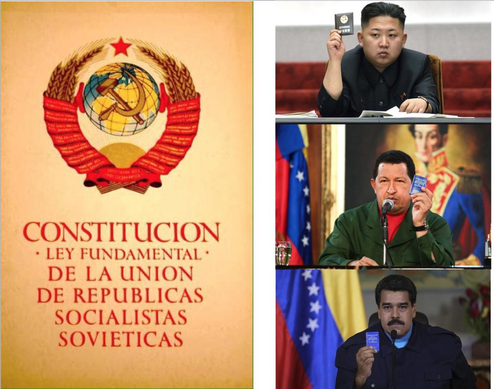 La mera existencia de una Constitución y leyes no garantizan la existencia de un Estado de Derecho