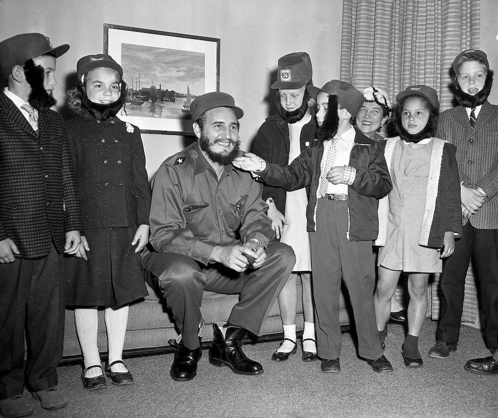 El embrujo de Castro y la Revolución en Cuba