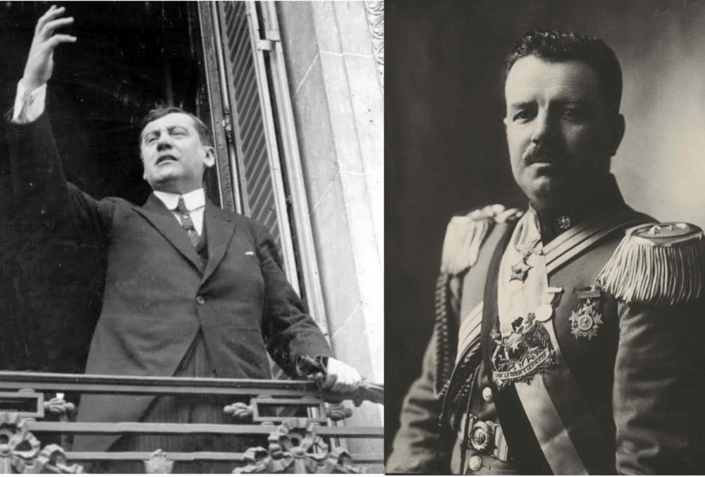 Alessandri e Ibáñez del Campo