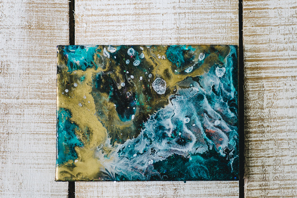 Aloha Shii Resin Art FOR SALE in KNoxville TN