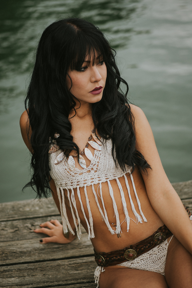 Alicia Charlotte Couture Hawaii Dreaming