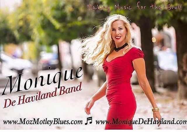 See you tonight at 9pm! Live Music with Monique DeHaviland!!