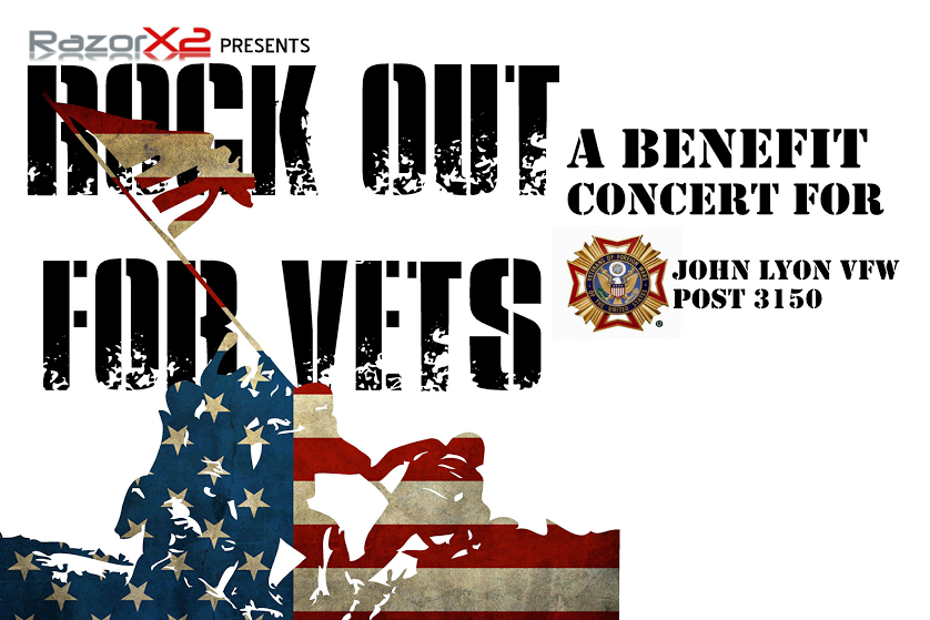 rock out for vets