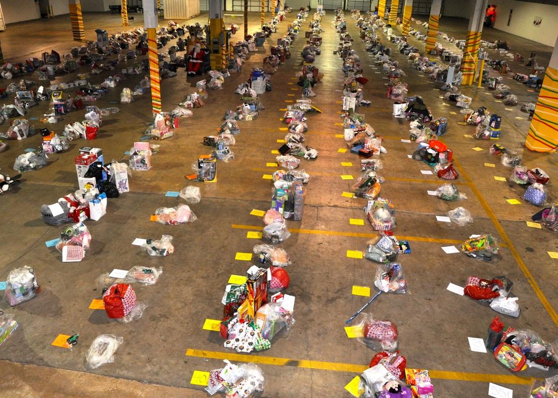 warehouse ONC