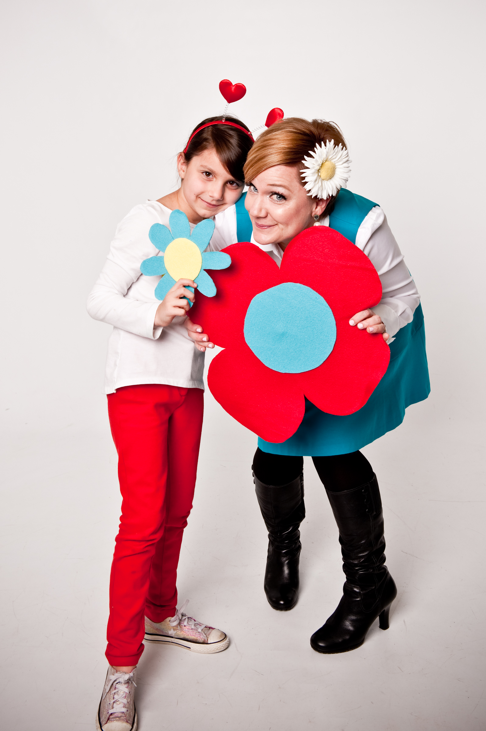 LoveBug and Karen K sweet