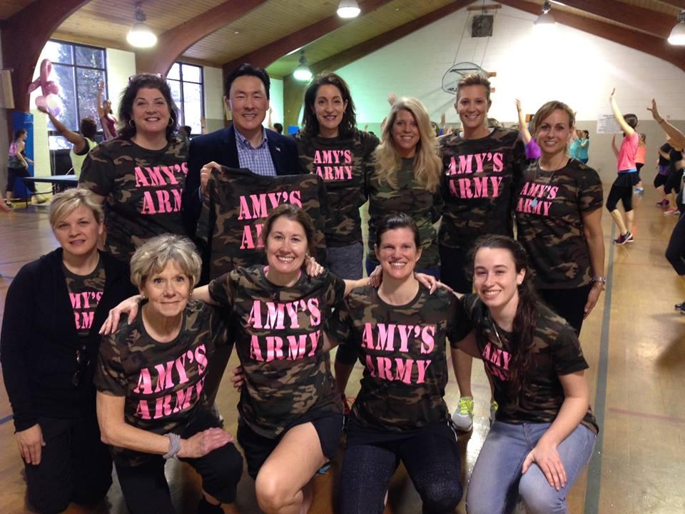 amy's army 2
