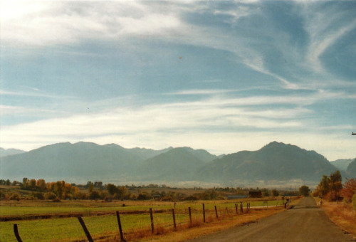 Montana Backroads are Bliss!